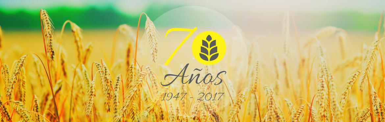 Escuela de Recibidores de Granos Rosario | 70 Años | Perito Clasificador de Granos y Oleaginosas